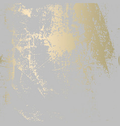 Abstract trendy marble gold chic pastel pattern vector