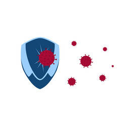 Coronavirus in china novel virus 2019-ncov the vector