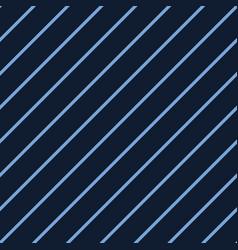 Diagonal stripe texture denim indigo blue regular vector