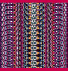 tribal vintage abstract geometric vector image