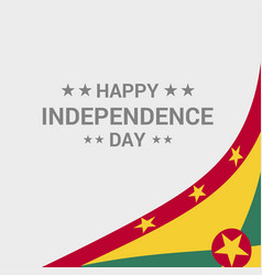 Independence Day of Grenada Vector Images (93)
