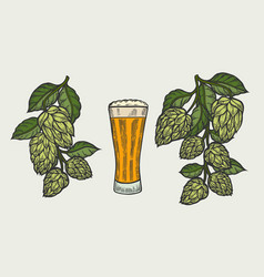 Octoberfest or beer fest vector
