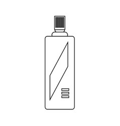 Spray bottle icon image vector