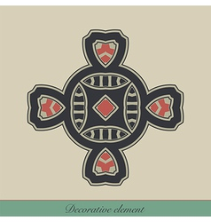 Decorative Element 19 13 vector image