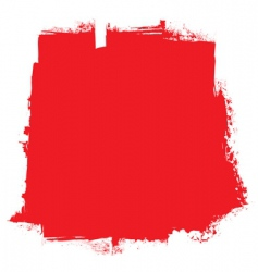 grunge blood background vector image vector image