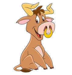 American bull animal vector