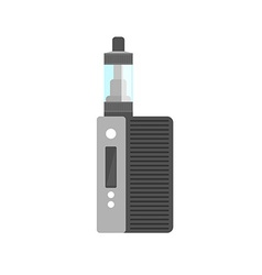 Vape Smoking Machine vector image