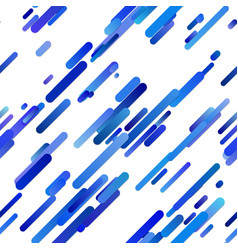 blue abstract repeating diagonal gradient stripe vector image