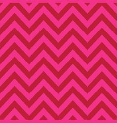 red pink chevron retro decorative pattern vector image