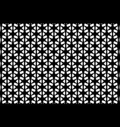 star - pattern vector image