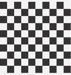chess board seamless pattern vector image