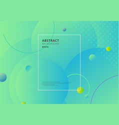 creative trendy abstract minimal geometric vector image