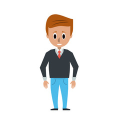Man young adult icon image vector