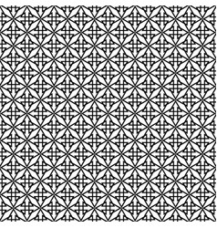Tile pattern with grey and white background plaid vector
