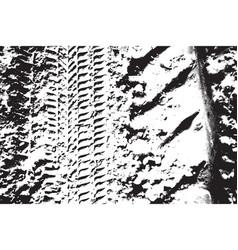 tyres texture vector image