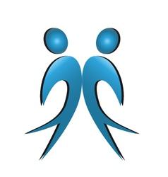 Business logo vector