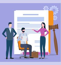 Legislation problem broker collaboration vector