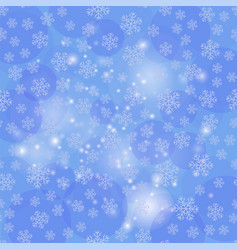 winter christmas natural texture vector image vector image
