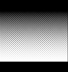 halftpne geometric pattern seamless background vector image