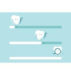 Loading to dental vector