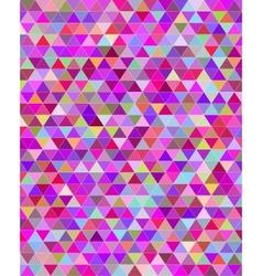 stylized geometrical background vector image