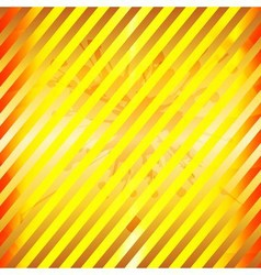 Yellow background with stripe pattern vector