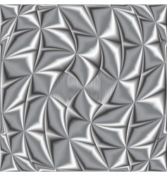 twisted texture vector image vector image