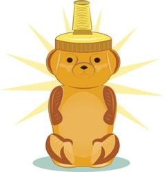 Honey Bear vector