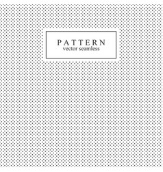 polka dot seamless pattern vector image