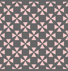 Tile pastel pattern or seamless decoration vector