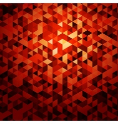 Abstract geometric background and place for text vector image