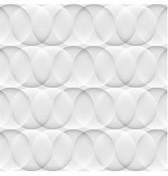 abstract optical 3d white background seamless vector image