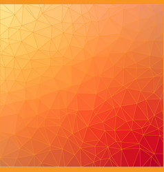 polygonal abstract background template colorful vector image