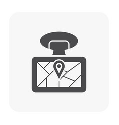 communication equipment icon vector image
