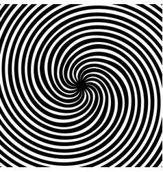 Creative of hypnotic vector