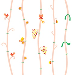 cute objects vector image