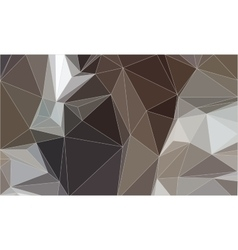 Brown Triangle Abstract Background vector