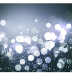 Christmas background Festive elegant abstract vector image