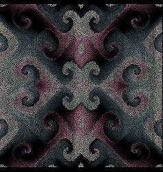 Pattern a random small dots vector