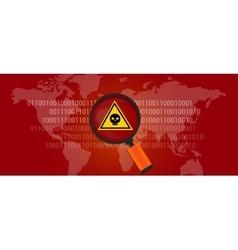 Internet data virus malware vector