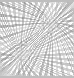 double curved ray burst background - design from vector image vector image