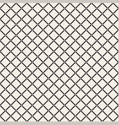 grid geometric seamless pattern vector image