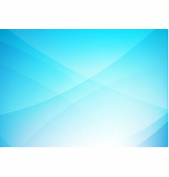 abstract blue clean background with simply curve vector image vector image