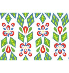 Ethnic decorative pattern vector