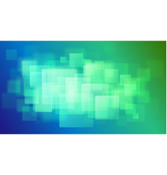 abstract background of blurry squares vector image vector image