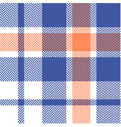 plaid pattern graphic vector image