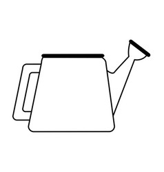 garden sprinkler isolated icon vector image