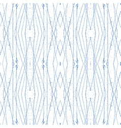 Colorful abstract blue seamless pattern grunge vector image vector image