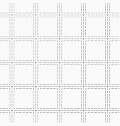 abstract seamless pattern dotted squares vector image