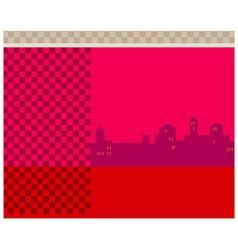 Cityscape Copyspace vector image